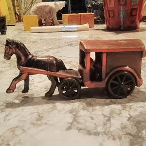 Pencil Sharpener Horse and Buggy
